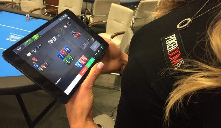 Приложение Pokerdom