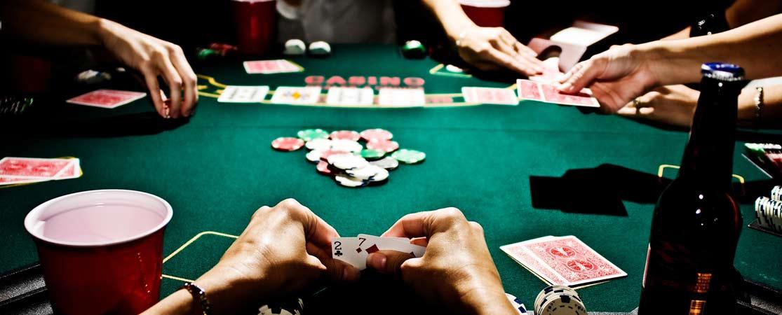Покерные комбинации по возрастанию
