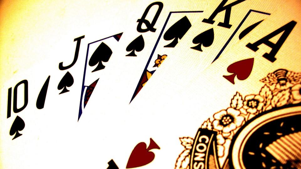 Лучшая комбинация в покере