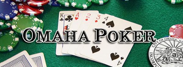 Комбинации покера Омаха