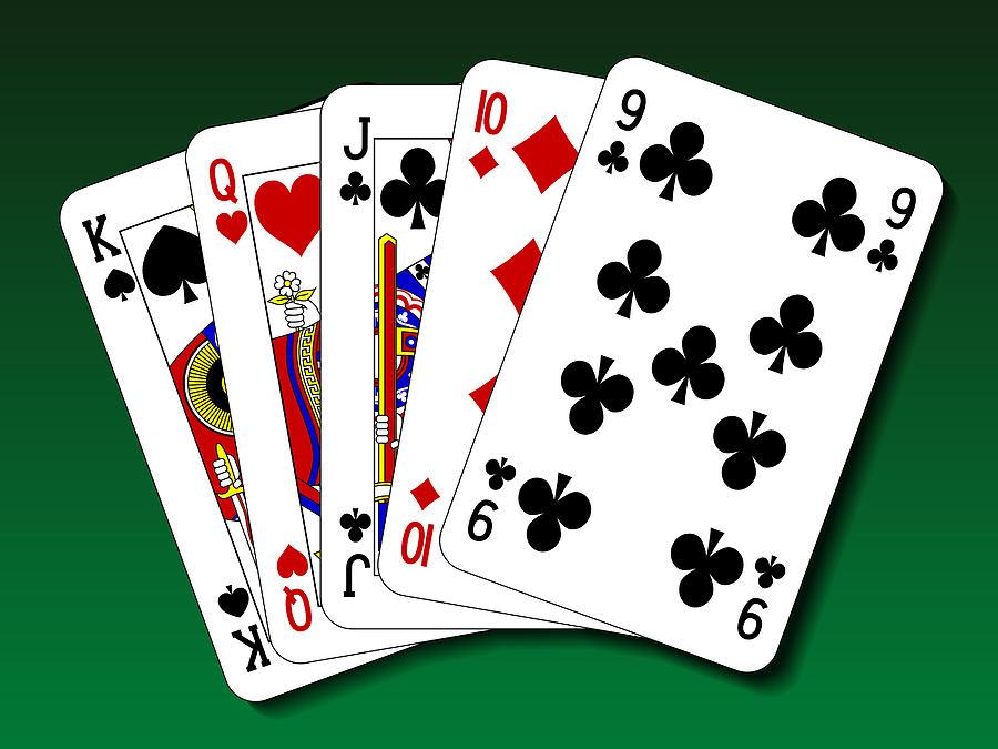 Все нюансы стрита в покере