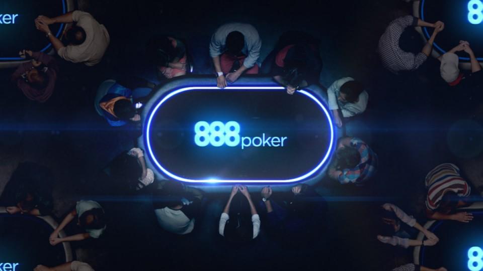 Играть на 888 Poker