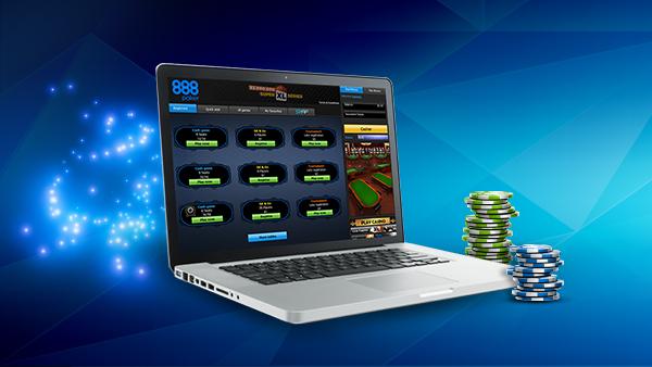 Вывод средств с 888 Poker