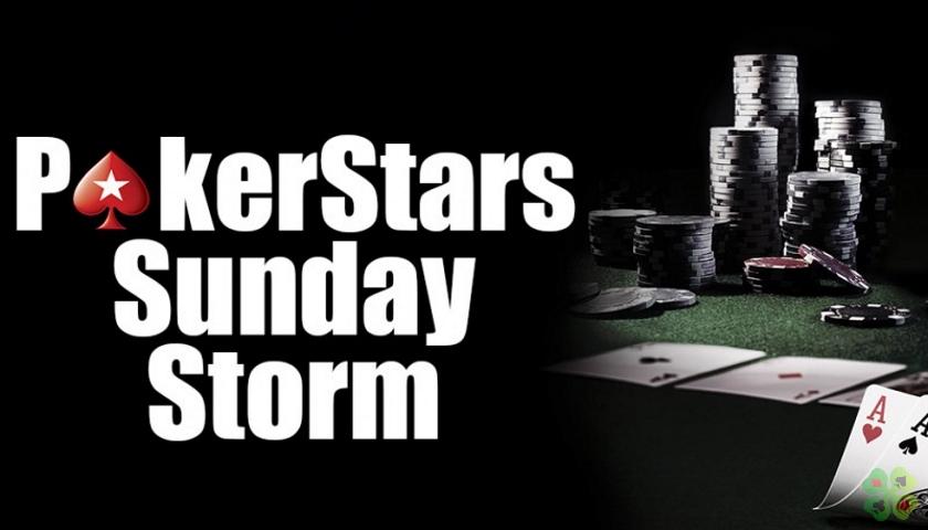 Sunday Storm с 1 миллионом долларов