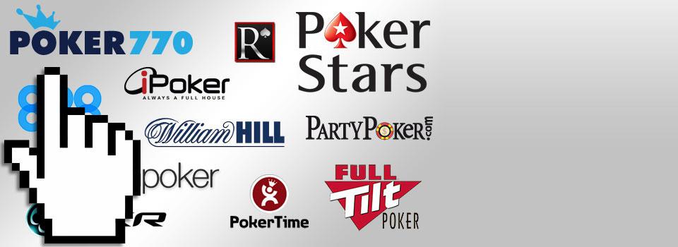 Покер-румы с бездепозитным бонусом