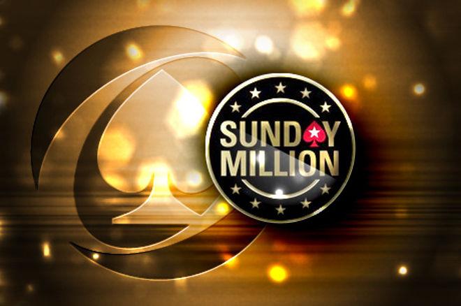 Юбилейный Sunday Million с гарантией $10 млн пройдет 2 апреля