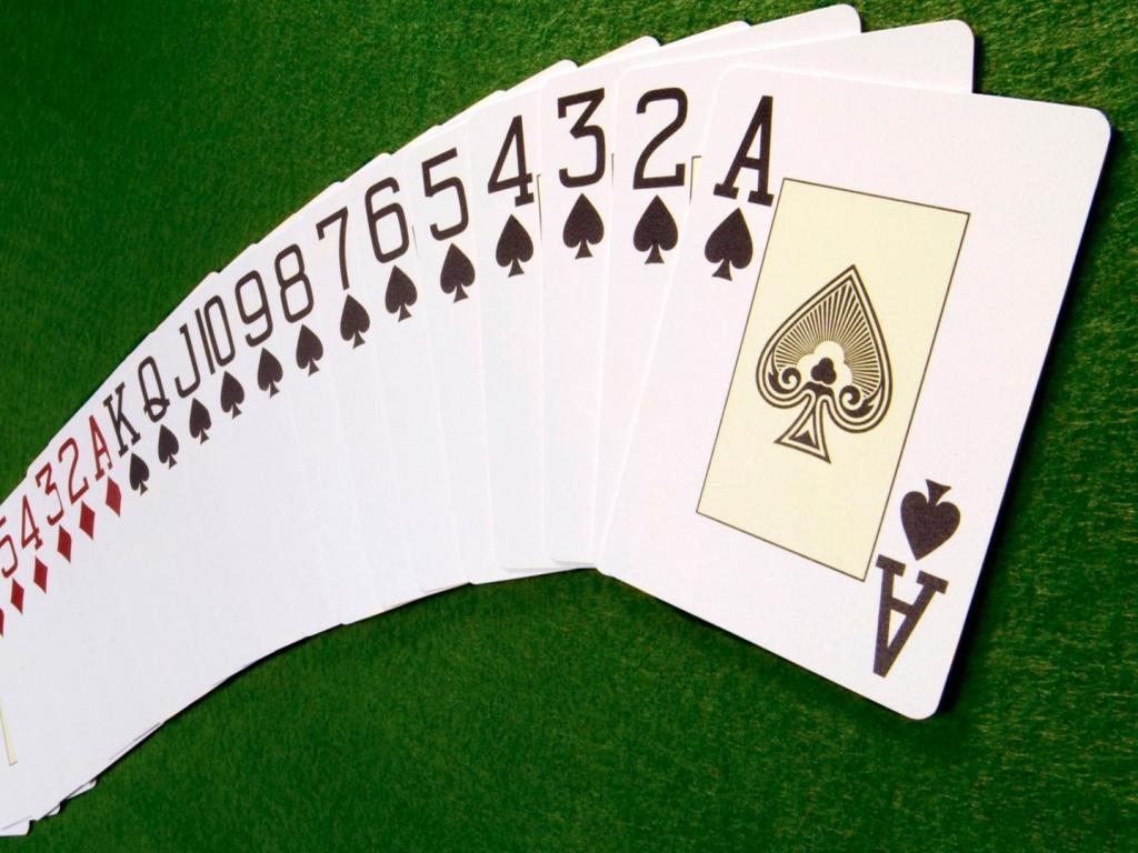 Правила покер для новичков