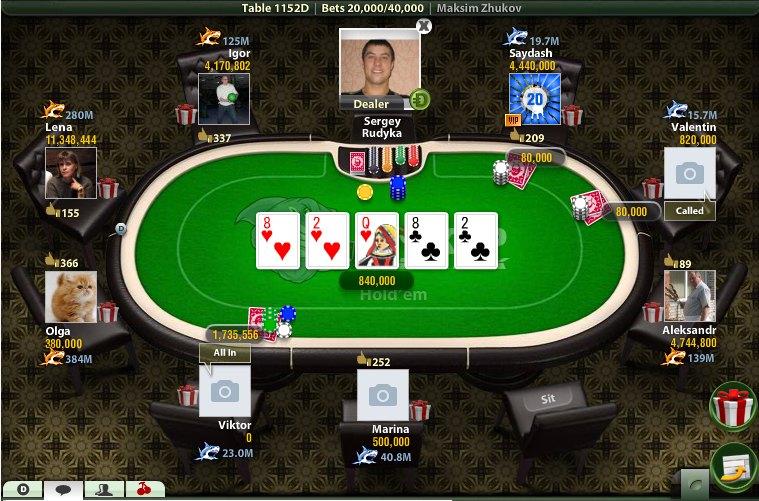 Poker shark 2