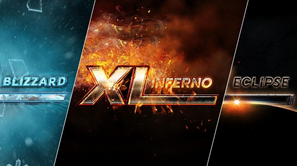Три новых XL-фестиваля от 888Poker: Inferno, Eclipse, Blizzard