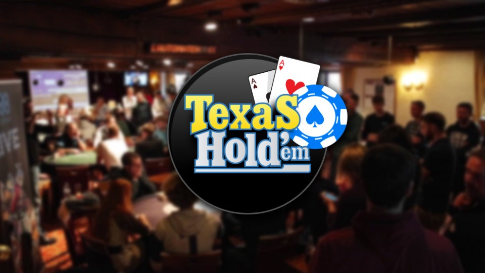 Texas holdem buttons