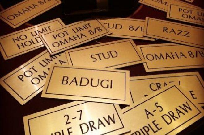 Популярные виды покера