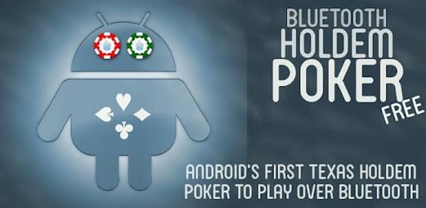 Покер по блютузу на Андроид