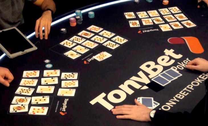 Играть онлайн в Китайский покер