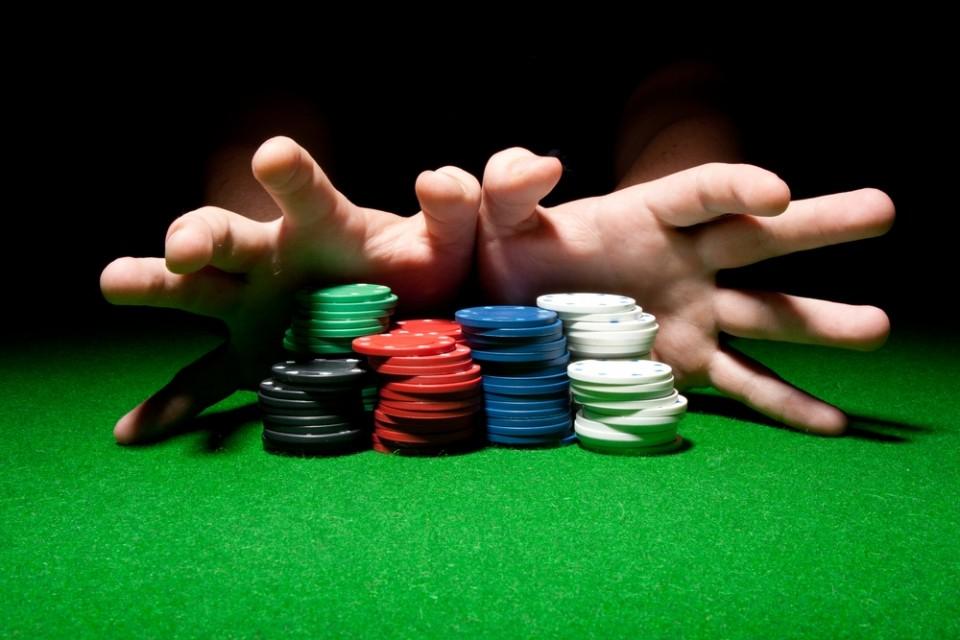 All-in в покере