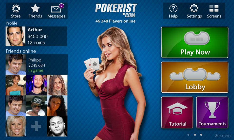 Il massimo per il pokerista