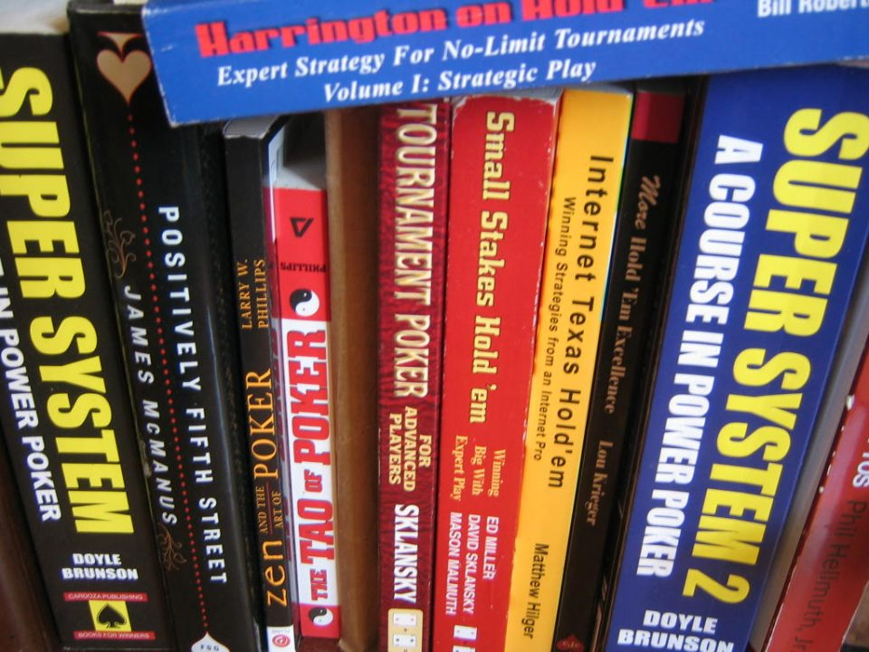 Скачать книги по покеру