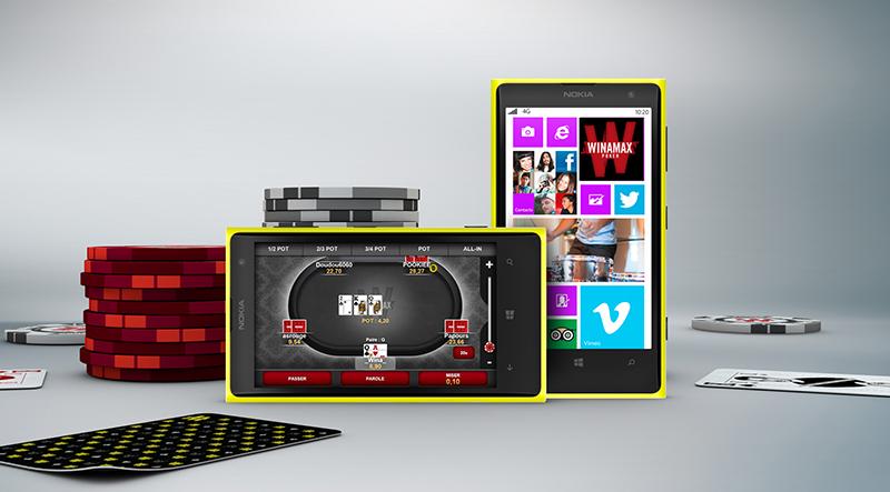 Лучшие покер-румы на Windows Phone