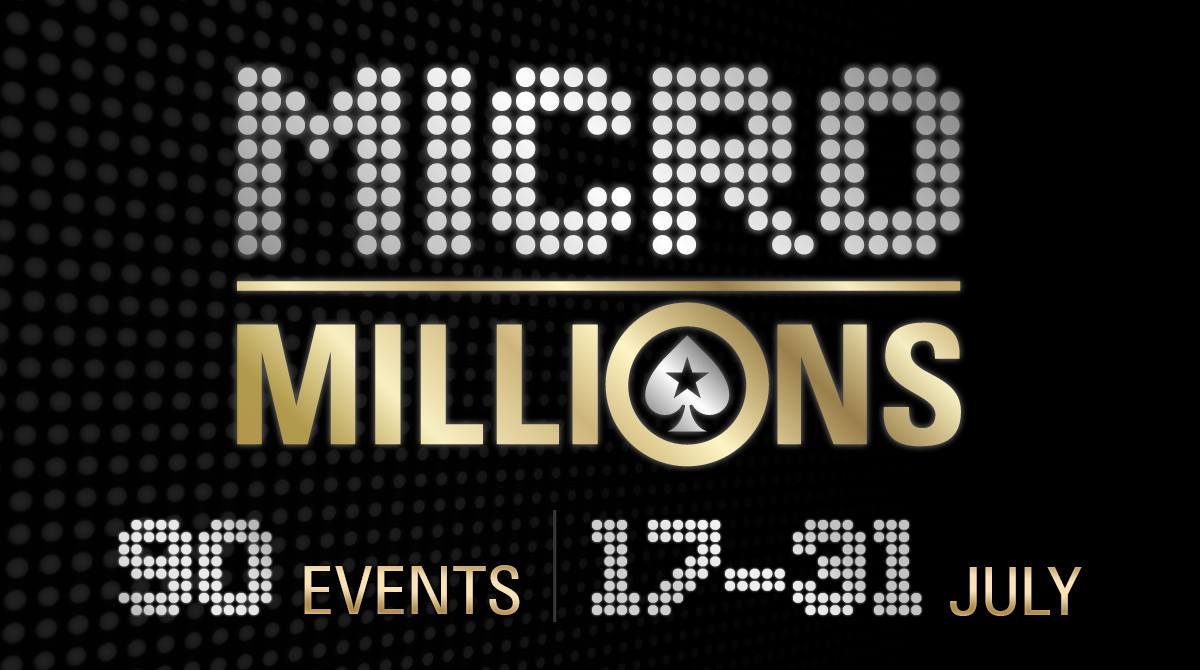 На PokerStars стартует 13-я MicroMillions