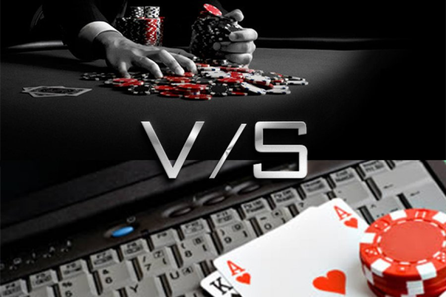 Покер-румы с живыми раздачами