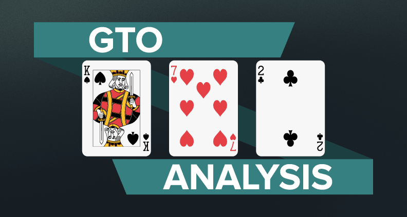 Стратегия ГТО в покере
