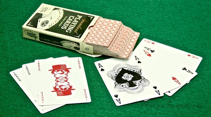 Карты в покере