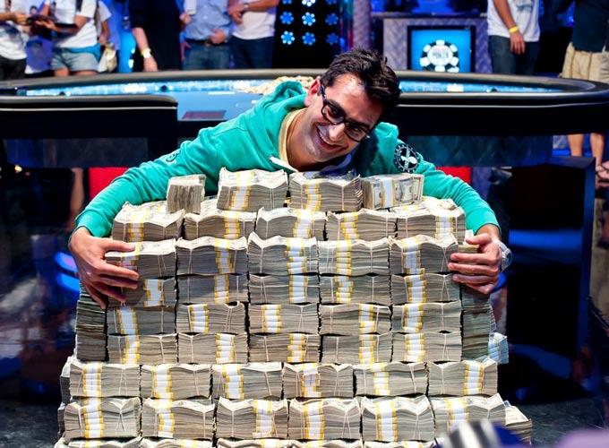 Самый большой выигрыш в покере (Топ 10)
