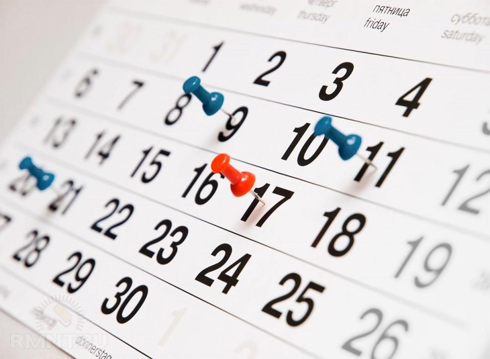 Расписание фрироллов