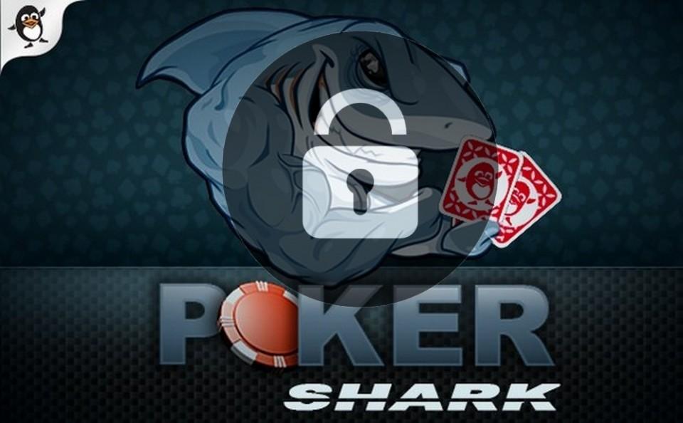 Блокировка Покер Shark