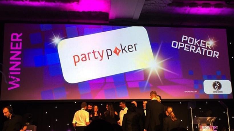 PartyPoker назвали оператором года