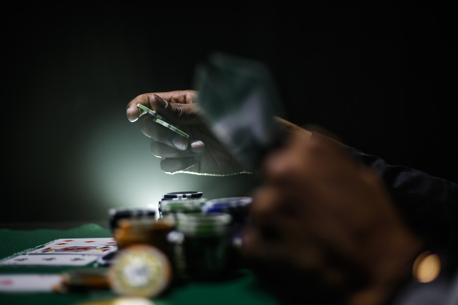 Вывод средств в покере