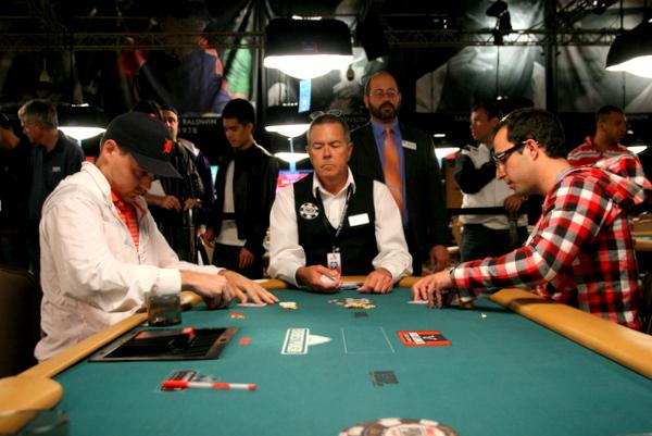 Хедз ап в покере