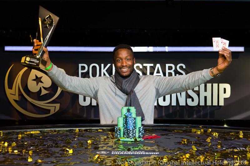 Калиду Со — победитель главного события PokerStars Championship Prague