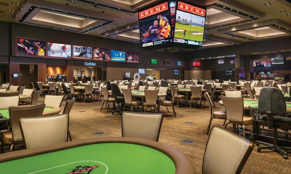 Где сыграть в покер