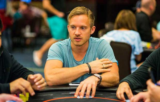 Мартин Якобсон — член команды профессионалов 888Poker