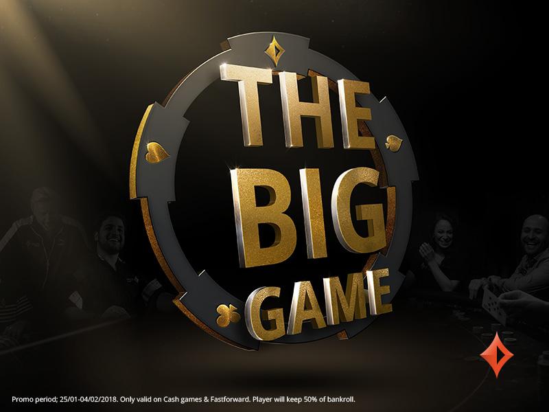 PartyPoker проведет крупный телевизионный турнир The Big Game