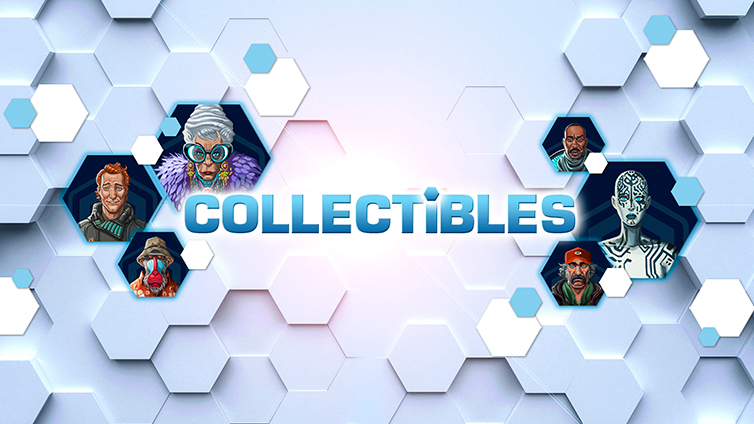 Собирайте фантастические карты и получайте призы в ColllectiBles от PokerStars