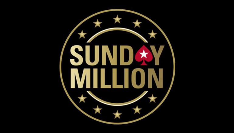 Третий раз россиянин попадает в финал Sunday Million
